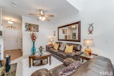Raleigh NC Condo For Sale: $190,000