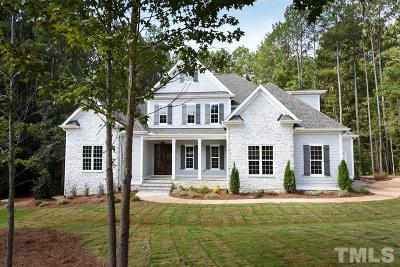 Chatham County Single Family Home For Sale: 54 Milton Court