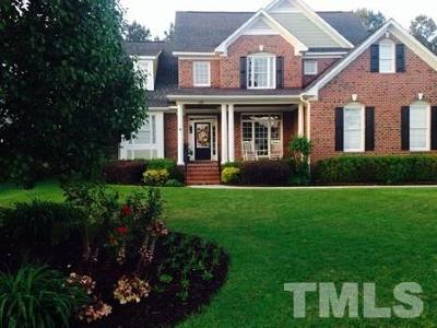 Harnett County Single Family Home For Sale: 225 Rolling Pines Drive