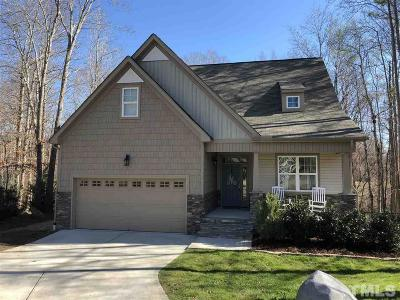 Raleigh NC Single Family Home For Sale: $250,000