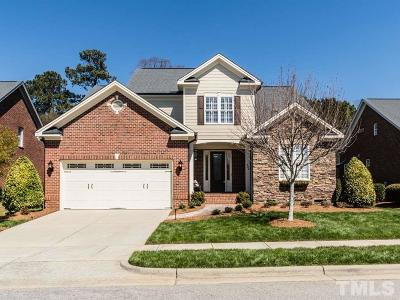 Cary Single Family Home For Sale: 306 Mt Eden Place