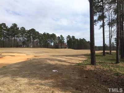 Pittsboro Residential Lots & Land Contingent: 476 Chapel Ridge Drive