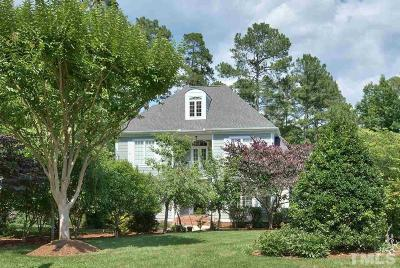 Chapel Hill Single Family Home For Sale: 101 Sundance Place