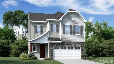 Wake County Single Family Home Pending: 1048 Canyon Shadows Court #121