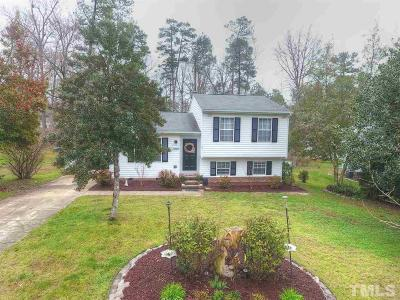 Durham Single Family Home For Sale: 3905 Tyne Drive