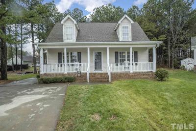 Wake Forest Single Family Home For Sale: 504 Rookwood Court
