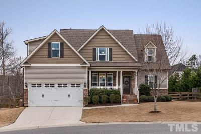 Wake County Single Family Home For Sale: 704 Registry Court