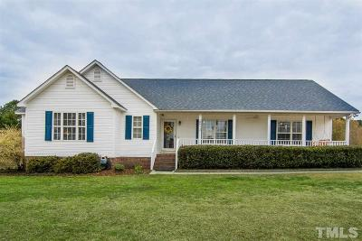 Johnston County Single Family Home For Sale: 1001 Springfield Court