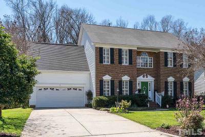 Cary Single Family Home For Sale: 204 Forest Run Place