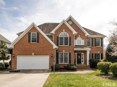 Wake Forest Single Family Home For Sale: 945 Federal House Avenue