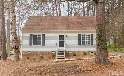 Durham Single Family Home For Sale: 5706 Loyal Avenue
