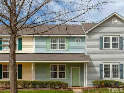 Holly Springs Townhouse Pending: 305 Commons Drive
