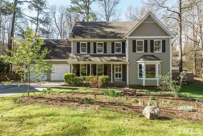 Cary Single Family Home For Sale: 213 Laurie Lane