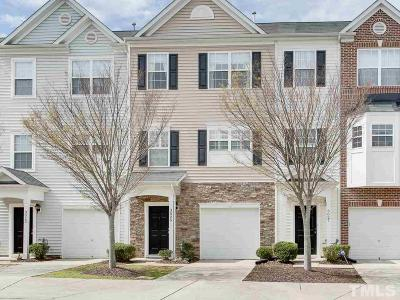 Durham Townhouse For Sale: 3025 Courtney Creek Boulevard