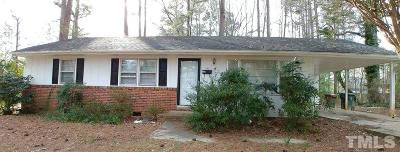 Cary NC Rental For Rent: $1,250