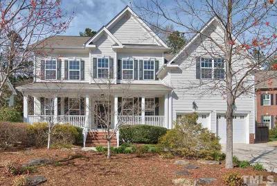 Durham Single Family Home Contingent: 3 Water Stone Court