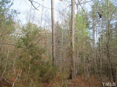 Granville County Residential Lots & Land For Sale: 3111&3113 White Oak
