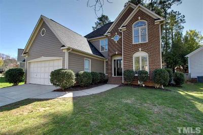 Cary Single Family Home Contingent: 104 Covewood Court
