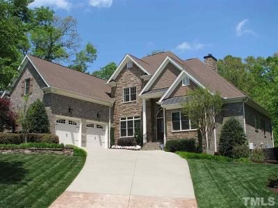 Pittsboro Single Family Home For Sale: 223 Lookout Ridge