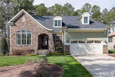 Hasentree, Hasentree Hills, Heritage Townhomes, Heritage Wake Forest Single Family Home Pending: 7701 Cullingtree Lane