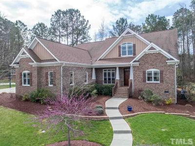 Apex Single Family Home Pending: 230 Franconia Way