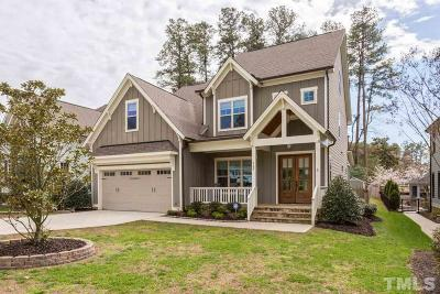 Raleigh Single Family Home For Sale: 729 Cranbrook Road