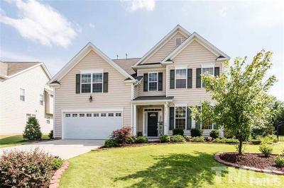 Cary NC Single Family Home For Sale: $479,900