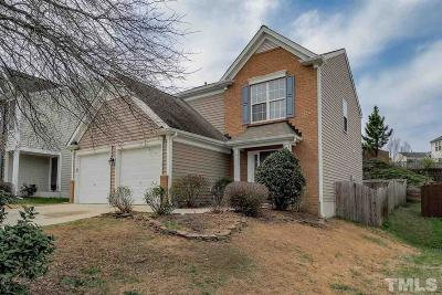 Raleigh NC Single Family Home For Sale: $209,900
