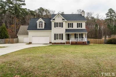 Single Family Home Contingent: 2517 Toll Mill Court