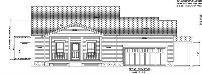 Johnston County Single Family Home Contingent: 165 Ashley Woods Court