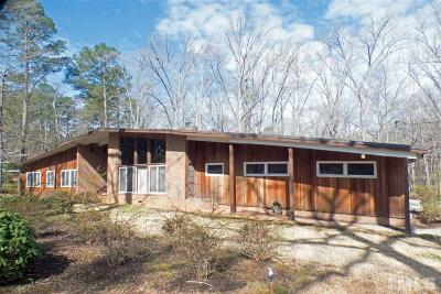 Sanford Single Family Home For Sale: 610 Palmer Drive