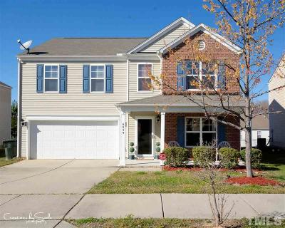 Raleigh NC Single Family Home For Sale: $219,900