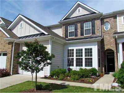 Raleigh NC Townhouse For Sale: $272,500