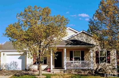 Durham Single Family Home For Sale: 326 Lodestone Drive