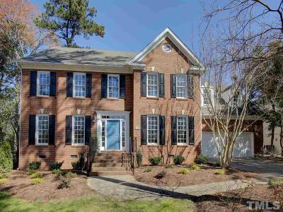 Raleigh Single Family Home For Sale: 3428 Doyle Road