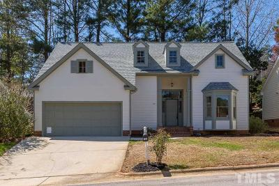 Wake County Single Family Home For Sale: 109 Lacoste Lane