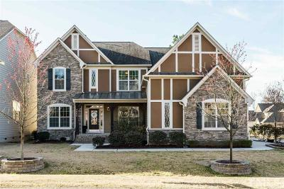 Cary Single Family Home For Sale: 3004 Austin Pond Drive