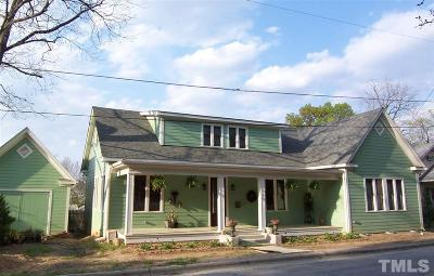 Raleigh NC Single Family Home For Sale: $650,000