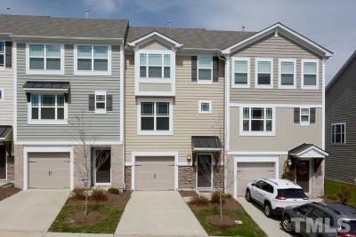 Durham County Townhouse For Sale: 7 Prairie View Court