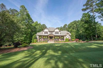 Wake Forest Single Family Home For Sale: 14005 Knox Overlook Court