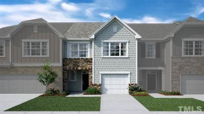 Wake County Townhouse Pending: 853 Salem Pointe Place #51