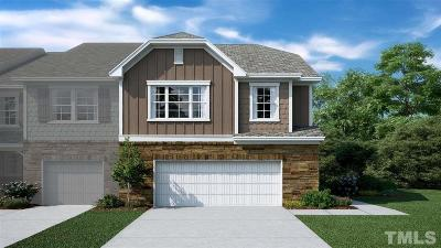 Wake County Townhouse Pending: 802 New Derby Lane #21