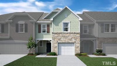 Wake County Townhouse Pending: 816 New Derby Lane #15