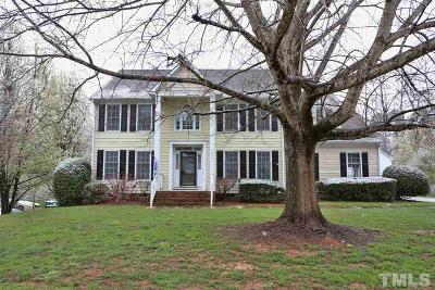 Durham Single Family Home For Sale: 3001 Elk Ridge Road