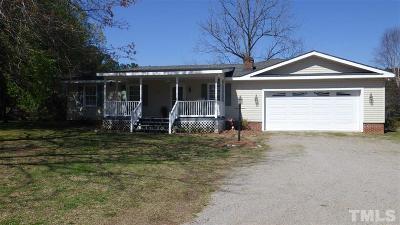 Sanford Single Family Home For Sale: 2100 Spring Lane