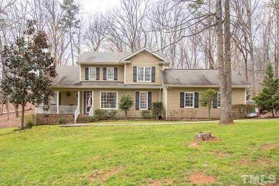 Chapel Hill Single Family Home For Sale: 112 Hunters Ridge Road