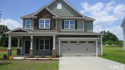 Mebane Single Family Home For Sale: 101 Campaign Drive