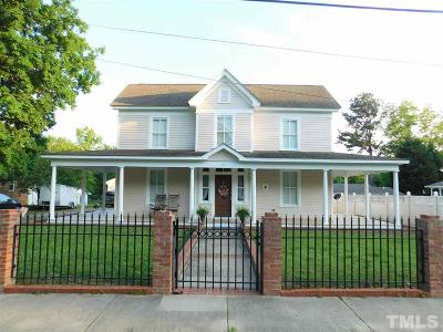 Oxford Single Family Home For Sale: 316 Henderson Street