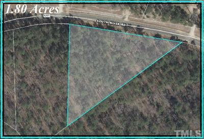 Harnett County Residential Lots & Land For Sale: Lot 3 South River Road