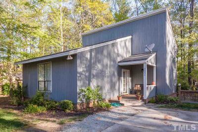 Garner Single Family Home For Sale: 1504 Ainsworth Street